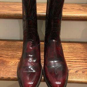 Frye Shoes - Frye men's western boots sz 9 medium new